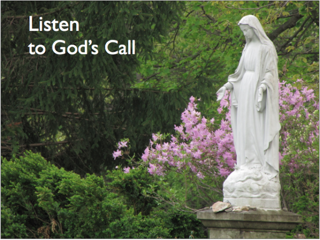Call to vocation: discerning with Good Shepherd Sisters