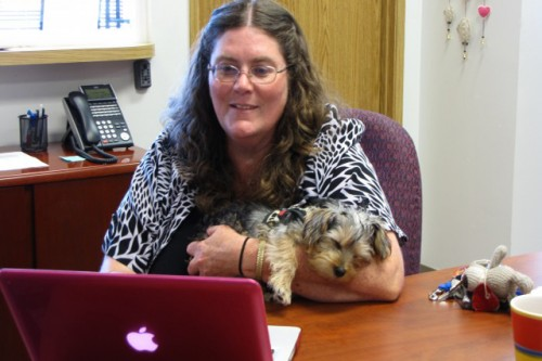 Therapy dog joins Shepherds' Pathway