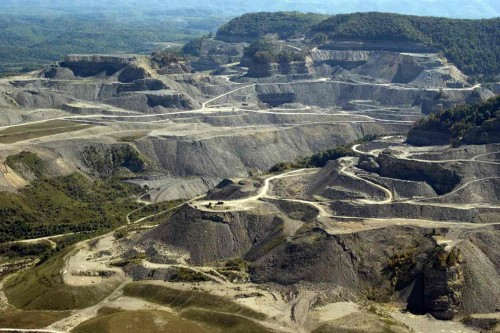 End mountaintop removal