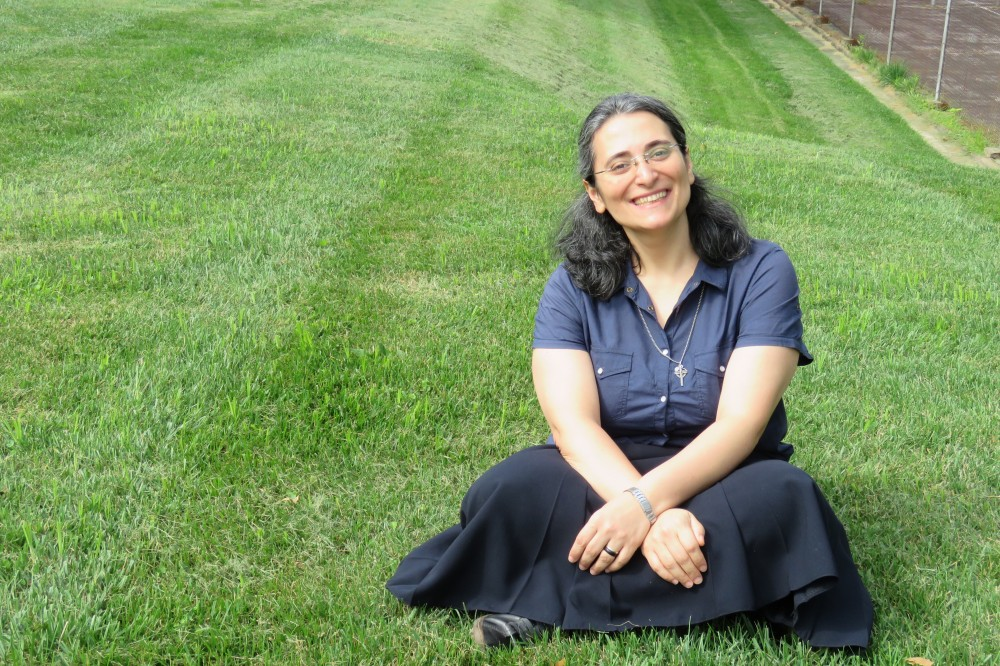 Monique Tarabeh on being and becoming a nun