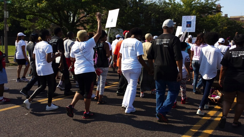 death of Michael Brown
