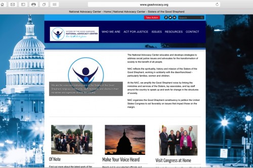 NAC has expanded its online presence