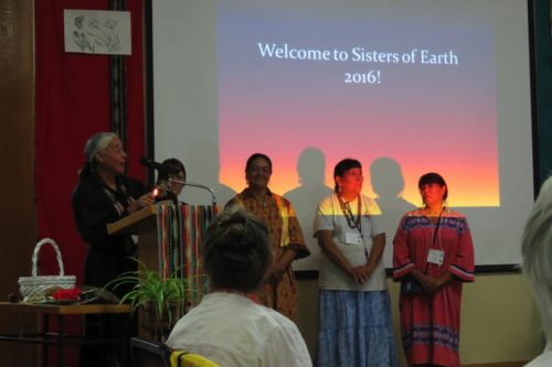Sisters of Earth share dreams for Earth healing