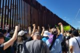 Nogales – both sides of the border for SOA Watch protest