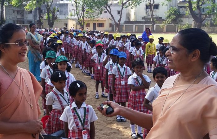 Chennai Sisters help girls and young women improve their lives
