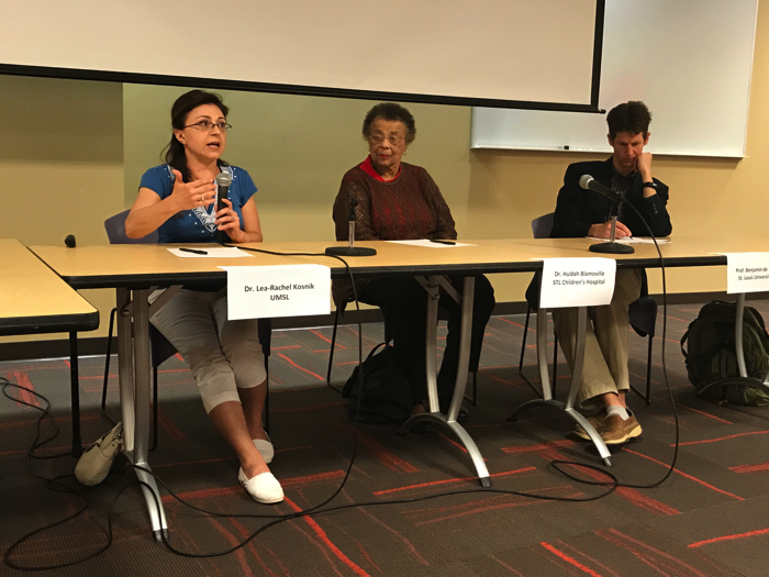 Science Roundtable calls upon public to consider affects of climate change