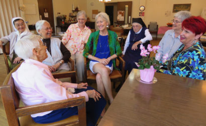 Mission Partners in Chicago reunite with Sisters in St. Louis