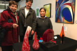 Warmth and Light exhibit at Good Shepherd Gallery