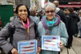 Historic Women's March draws Good Shepherd Sisters and Laity